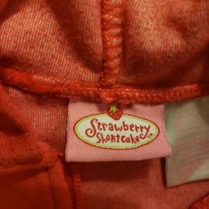 Strawberry Shortcake Shirts & Tops - Strawberry Shortcake track suit top only